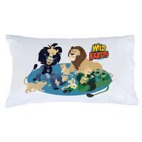 Wild Kratts Lion Around Pillowcase