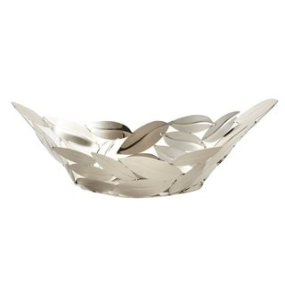 Elegance Oval Leaves Boat