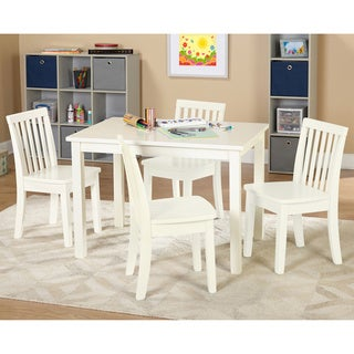 Simple Living 5 Piece Alice Kids Table And Chair Set