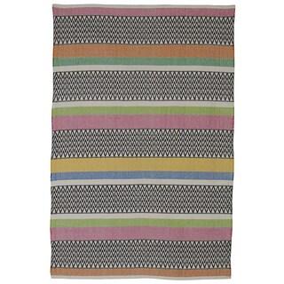 Maya - Multi - Pink (2' x 3')