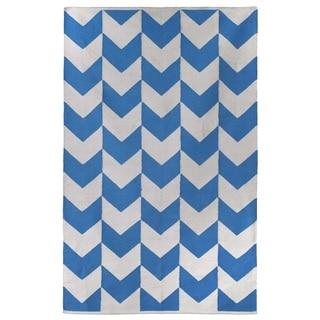Metropolitan - Heritage Blue & Bright White (2' x 3')
