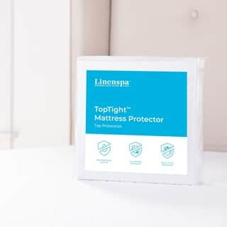 LINENSPA Premium Hypoallergenic 100-percent Waterproof Mattress Protector|https://ak1.ostkcdn.com/images/products/10597036/P17670172.jpg?impolicy=medium