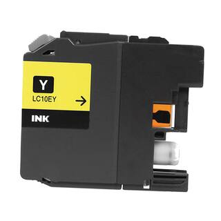 1 PK LC10EY XXL Compatible Ink Cartridge For Brother MFC-J6925DW Printer (pack of 1)