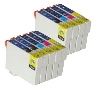 9PK 3XT1261 2XT1262 T1263 T1264 Compatible Ink Cartridge For Epson 645 840 845 (pack of 9)