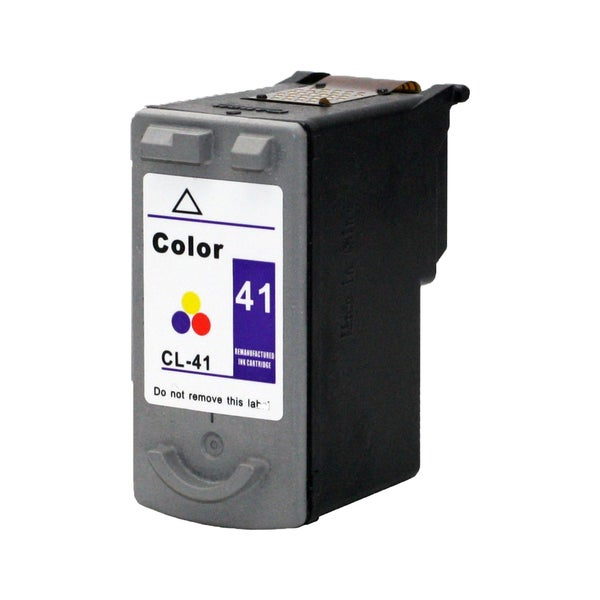 1 Pack Cl-41 Color Compatible Ink Cartridge For Canon Pixma MP140 Pixma MP150 Pixma MP160 (pack of 1)