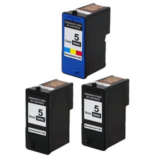 3PK 2 x M4640 + M4646 Black & Color Compatible Ink Cartridge For Dell 922 924 942 944 (pack of 3)