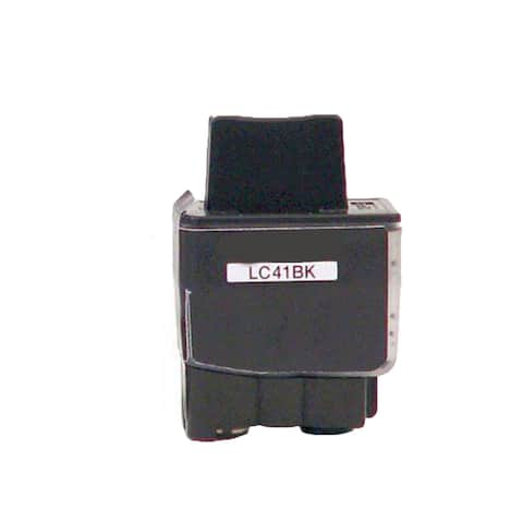 1 PK LC41BK Compatible Ink Cartridge For Brother FAX1840C 1940CN 2440C (pack of 1)