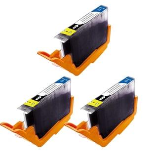3 Pack PGI-9MBK Matte Black Compatible Ink Cartridge For Canon PIXMA Pro9500 (pack of 3)