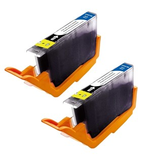 2 Pack PGI-9MBK Matte Black Compatible Ink Cartridge For Canon PIXMA Pro9500 (pack of 2)