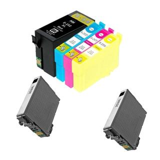 6PK 3XT252XL BK+CMY Compatible Inkjet Cartridge For Epson WF-3640 WF-7110 (Pack of 6)
