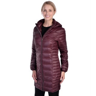 Nuage Women's Light Weight Packable Down Coat
