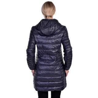 Women's Light Weight Packable Down Coat