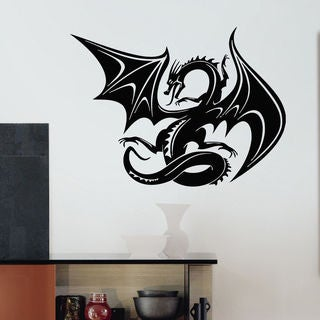 Dragon Vinyl Wall Art Decal Sticker