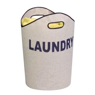 Honey Can Do Gray Laundry Tote