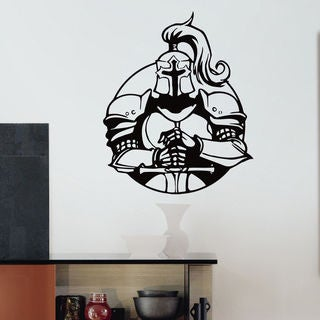 Knight Warrior Vinyl Wall Art Decal Sticker