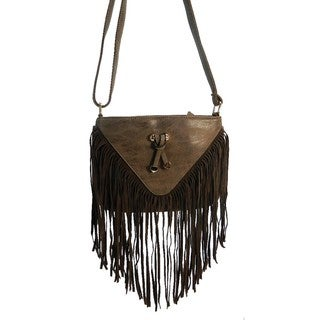 Rosie Fringe Small Crossbody Bag