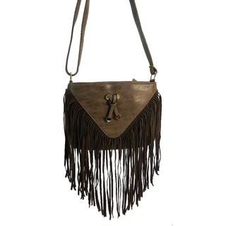 Rosie Fringe Small Crossbody Bag
