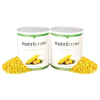 Nutristore Freeze-dried Corn 2-pack