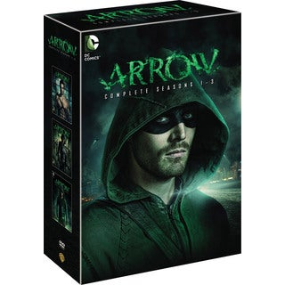 Arrow: Seasons 1-3 (DVD)