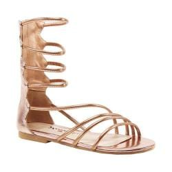 Women's Luichiny Better Look Gladiator Sandal Gold Imi Leather