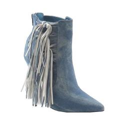 Women's Luichiny Going Fast Bootie Denim Fabric