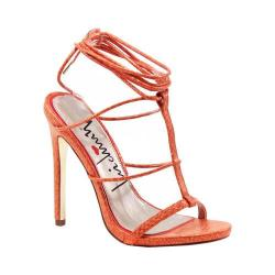 Women's Luichiny Her Story Sandal Coral Snake Imi Leather