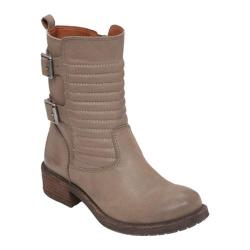 Women's Lucky Brand Dunes Moto Boot Brindle Leather