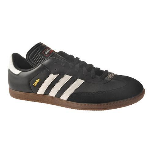 011e354d5 Shop Men's adidas Samba Classic Black/Running White - Free Shipping Today -  Overstock - 11780076