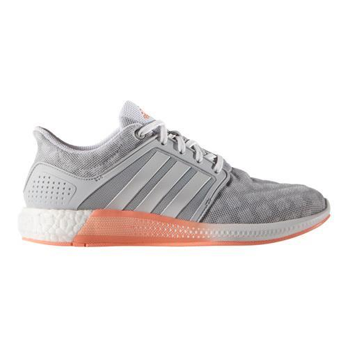 41cc9a688 Shop Women s adidas Solar Boost Clear Onix Crystal White Halo Pink - Free  Shipping Today - Overstock - 11780112