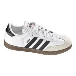 Boys' adidas Samba Classic Running White/Black/Running White