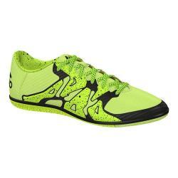 Men's adidas X 15.3 IN Solar Yellow/Frozen Yellow/Black