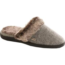 Women's Acorn Chinchilla Scuff Stone