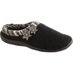 Women's Acorn Dara Black Wool