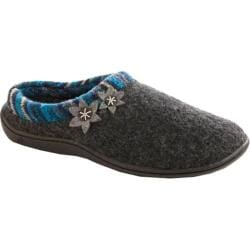 Women's Acorn Dara Charcoal Wool