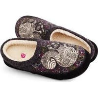 Women's Acorn Forest Mule Grey Squirrel