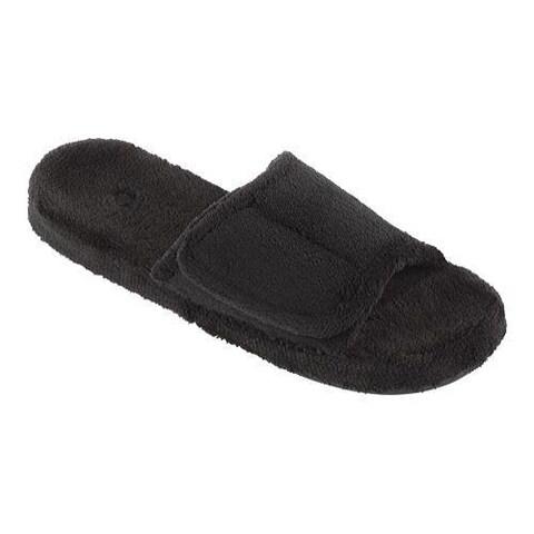 Men's Acorn Spa Slide Black