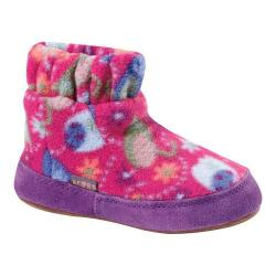 Children's Acorn Kadabra Fat Cat Pink Fleece