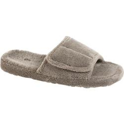 Men's Acorn Spa Slide Grey