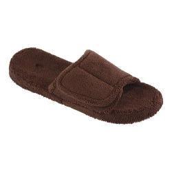 Men's Acorn Spa Slide Chocolate