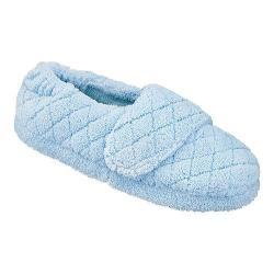 Women's Acorn Spa Wrap Powder Blue