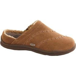 Women's Acorn Wearabout Beaded Clog With Firmcore Cider Suede