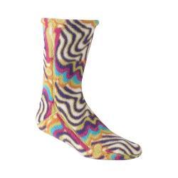 Acorn Versa Fit Socks Kaboom White Fleece