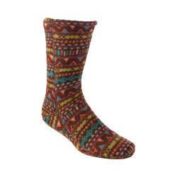 Acorn VersaFit Socks Batik Brown https://ak1.ostkcdn.com/images/products/106/618/P18694720.jpg?impolicy=medium