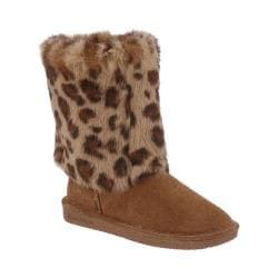 Women's Bearpaw Keely Hickory/Print