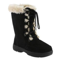 Girls' Bearpaw Macey Youth Boot Black II