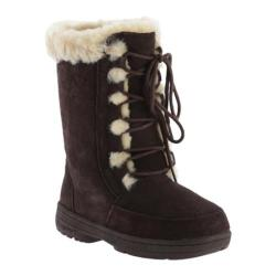 Girls' Bearpaw Macey Youth Boot Chocolate II