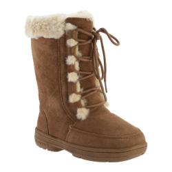 Girls' Bearpaw Macey Youth Boot Hickory II