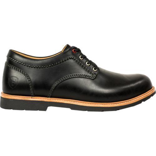 Men's Boston Boot Co. Berkeley Oxford Black Leather