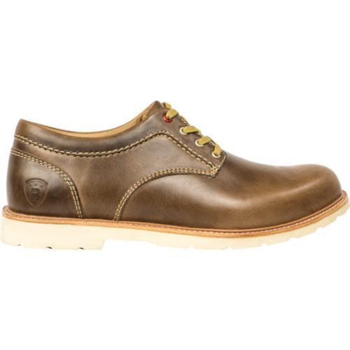 Men's Boston Boot Co. Berkeley Oxford Natural Leather