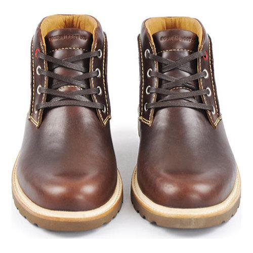 Men's Boston Boot Co. Commonwealth Boot Brown/Nicotine Leather - Thumbnail 2